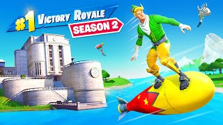 Fortnite Season 2 IS EPIC!