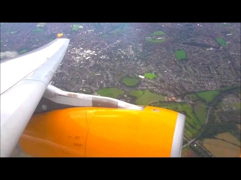 Thomas Cook Airbus A330-243 | Manchester to New York JFK *Full Flight*