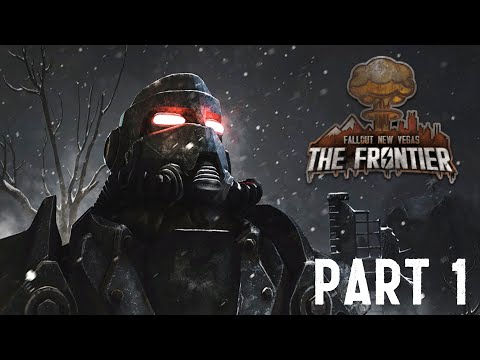 Beginning Of Fallout The Frontier - Part 1
