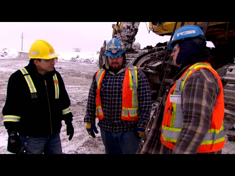 Yours to explore: working in Fort McMurray, Canada | Shell C