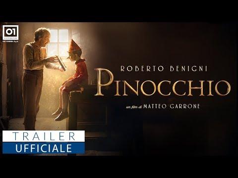 PINOCCHIO di Matteo Garrone (2019) - Trailer Ufficiale HD