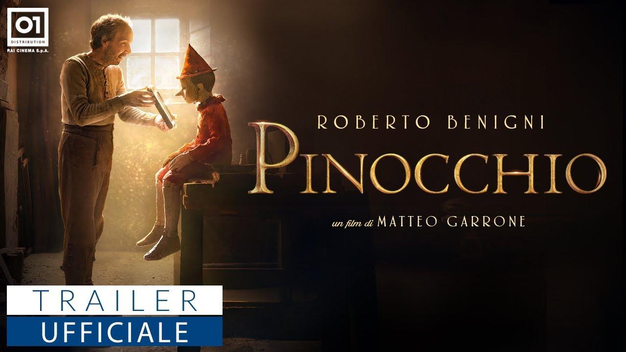 Cậu Bé Pinocchio – Pinocchio