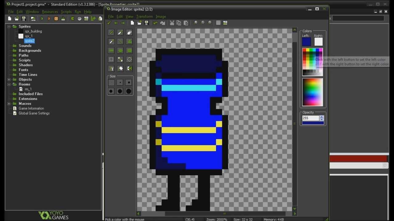 New Pixel Hero Game Maker Studio Youtube