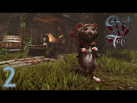 Ghost of a Tale - Action Adventure Mouse Game - E02