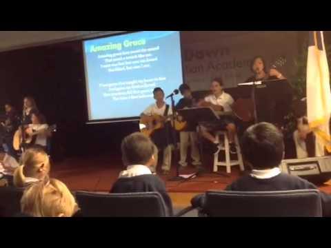 Dawn Christian Academy 5/6 chapel