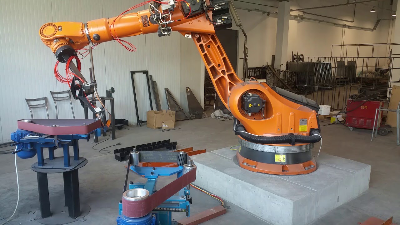 SprutCAM — SprutCAM Robot