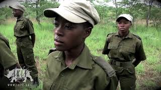IAPF Akashinga - Female anti-poaching rangers reclaiming ecosystems