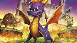 Spyro: Reignited Trilogy: Spyro 1 Tostado/Chispeante/Toasty Music Musica