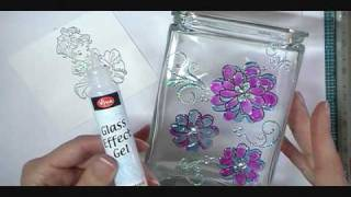 Viva Decor--Glitter Line and Glass Effects Gel