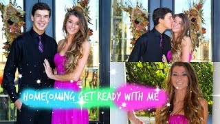 Homecoming Get Ready With Me!
