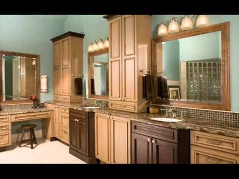 Exceptional Bathrooms Featuring Pacific Crest Cabinetry You