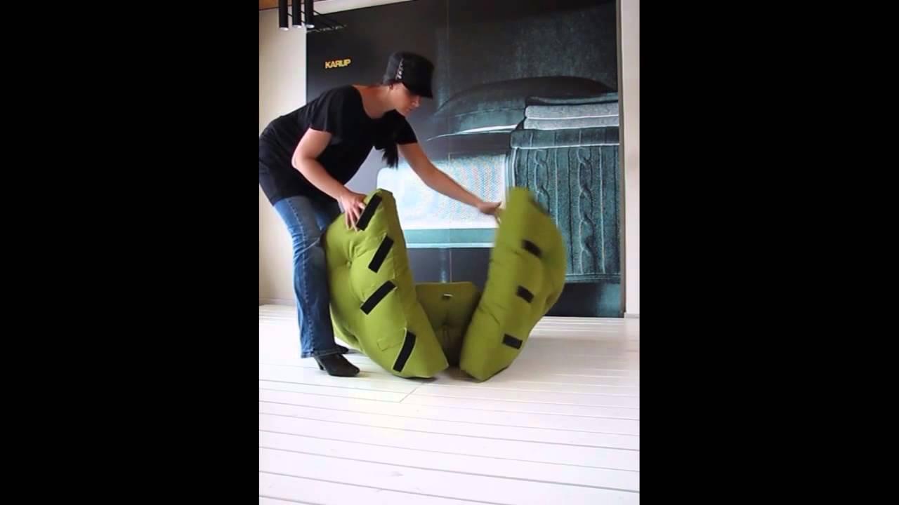 futon nest chair  Roselawnlutheran