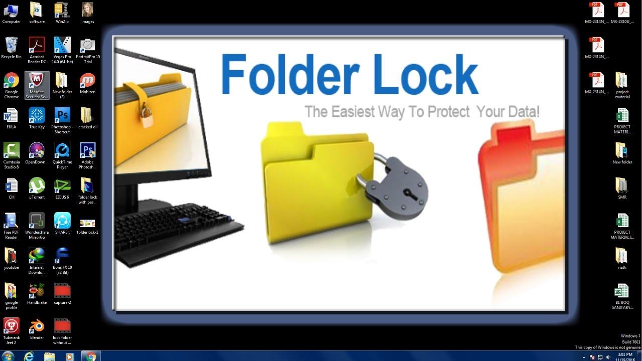 Hide folder lock folders password protect folder lock 7 xp.