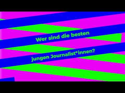 Axel-Springer-Preis 2020 Trailer