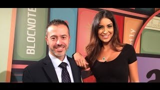 Hollywood smile Lebanon Beirut Dr.Habib Zarifeh MTV interview where technology meets science
