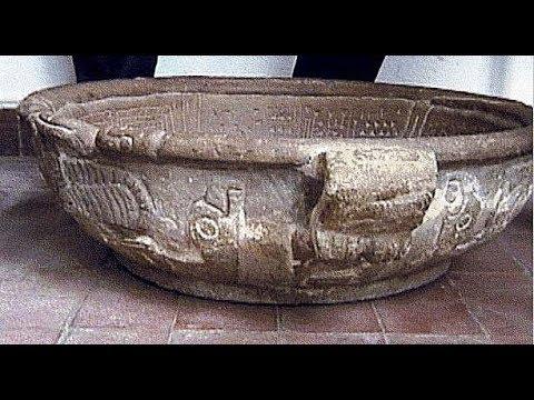 Сенсация! Буквы армянского алфавита найдены в Боливии, возраст 5500 лет.