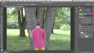 كيفية إنشاء 2.5 D تأثير استخدام فوتوشوب CS6 و الحركة 5