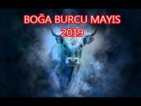 Boğa Burcu Mayis 2019 Youtube