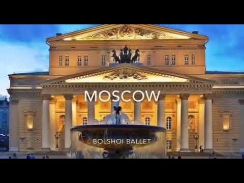 Большой балет на карантине/Bolshoi ballet - quarantine