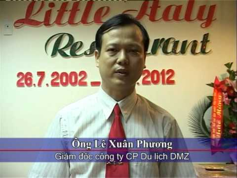 Mon an o hue,  nha hang mon an hue, restaurant hue - Little Italy Restaurant - DMZ Tourist J.S.C