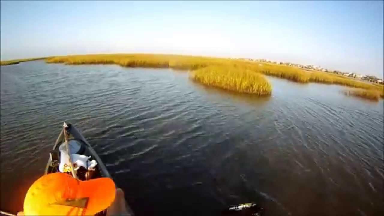 Fishing galveston jones bay marshes youtube for Bay fishing galveston