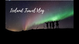 Iceland Travel Vlog! [LOCKKEY …