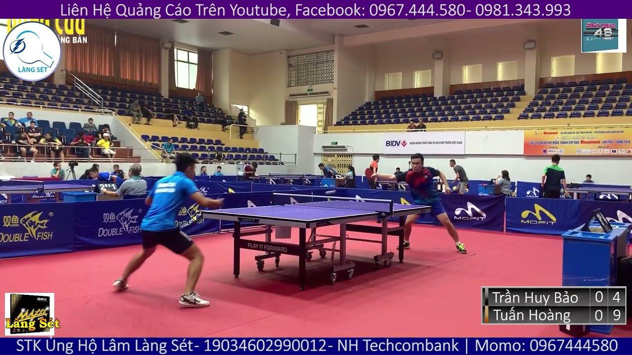 Highlights   Tuyển Thủ Top 1 Hạng A TPHCM (Trần Huy Bảo) vs Tài Năng Trẻ Hạng A (Tuấn Hoàng)