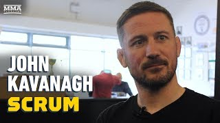 John Kavanagh on Conor McGregor Return, Bellator's Impact in Europe, More