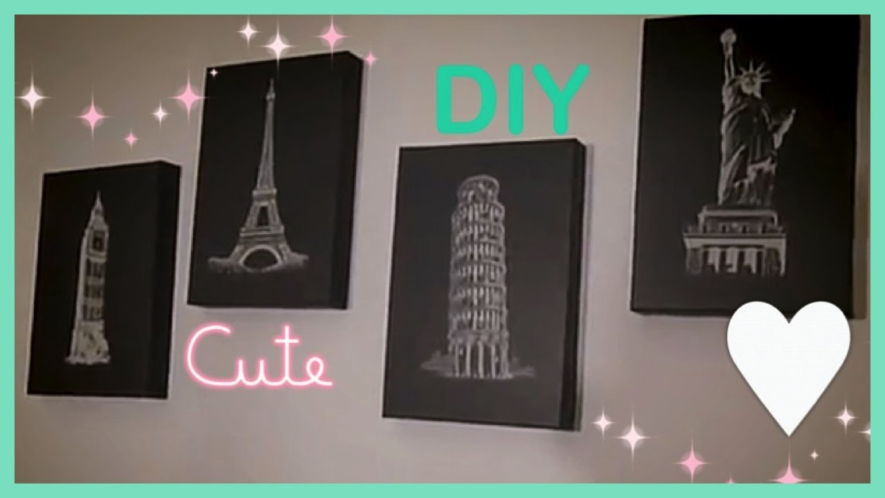 How To Chic Room Decor DIY 320 YouTube
