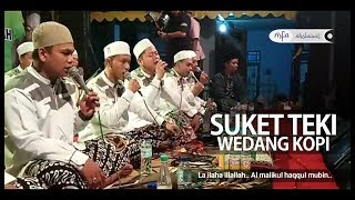 Video AZ ZAHIR SUKET TEKI Wedang Kopi Bang bang Wis Rahino (New) + Lirik Live Benjaran | MFA Sholawat download MP3, 3GP, MP4, WEBM, AVI, FLV Juni 2018