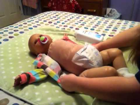 domination baby treatment 24 7 Diapered