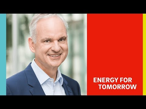 Energy For Tomorrow – Statement by E.ON CEO Johannes Teyssen (English)