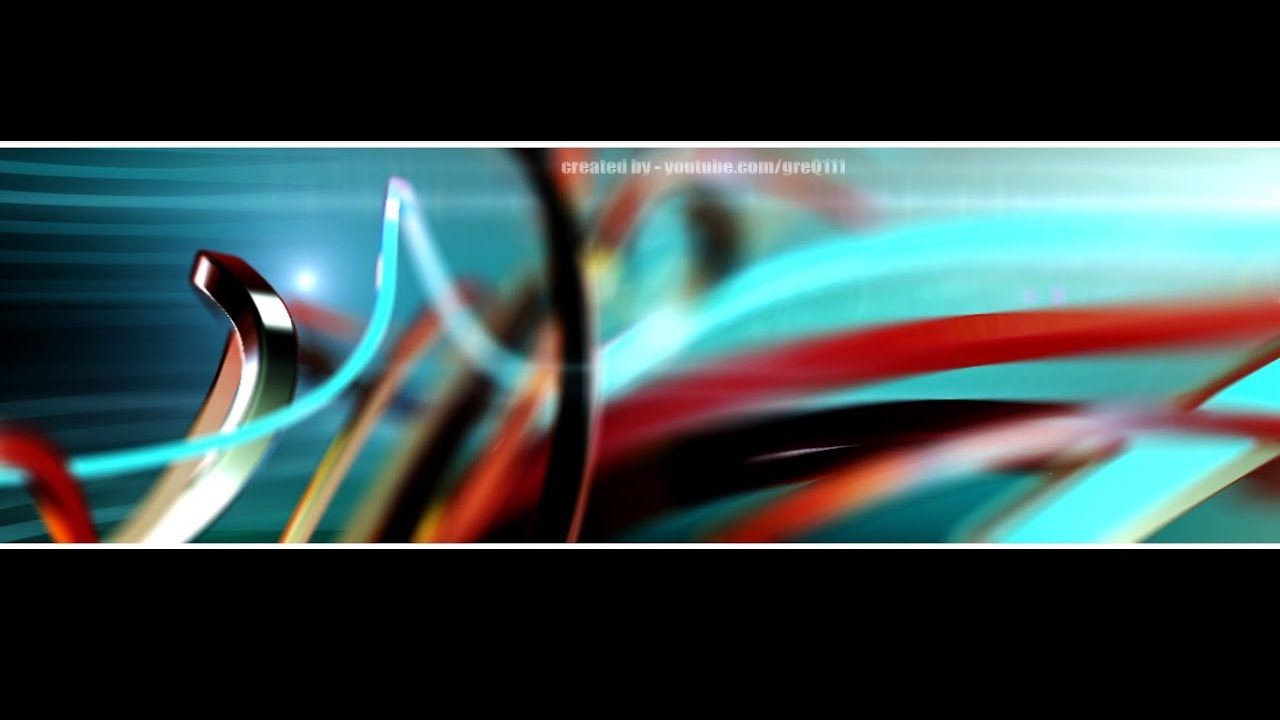 Abstract Ii Free Youtube One Channel Art Banner Design Youtube