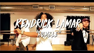 HUMBLE - Kendrick Lamar - Texas West Choreography