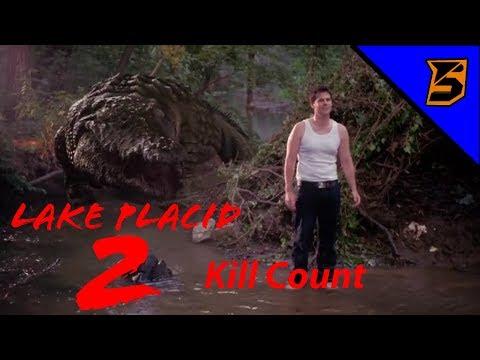 Lake Placid 2 Kill Count!!
