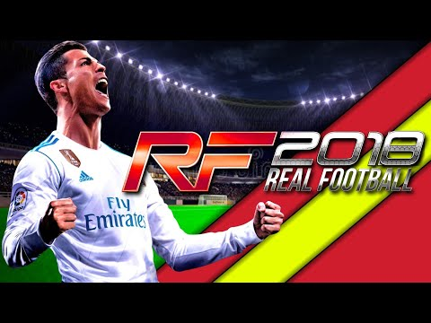 Real Football 2018 Android Offline 600 MB Best Graphics