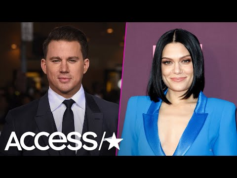 Courtney and KISS in the Morning - Channing Tatum Gushes About Jessie J's Concert