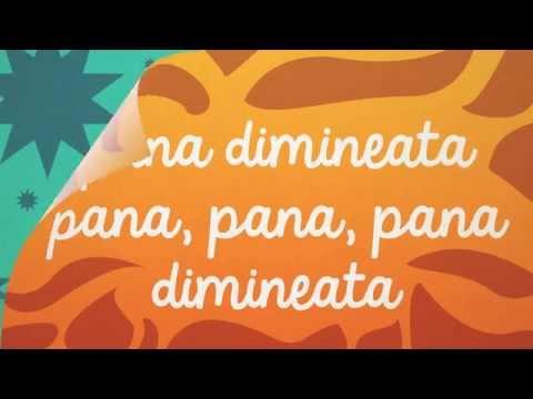 Elena feat. JJ - Pana dimineata (karaoke)
