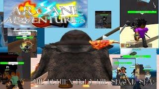 ROBLOX - Arcane Adventures (2nd Series) - (S1) - Ep. 5