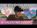 POKÉMON GO VALENTINE'S DAY EVENT: 2X CANDY, RARE SPAWNS, 6 HOUR LURES! CHANSEY, LICKITUNG, PORYGON