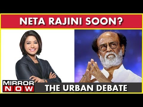 Tamil Nadu Braces For Rajinikanth's Mega Blockbuster Entry I The Urban Debate
