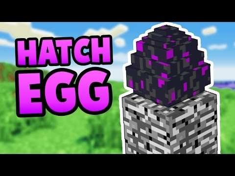 How To Hatch The Ender Dragon Egg In Minecraft Pocket Edition (Windows 10 Edition)