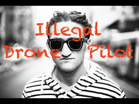 Drone VLOG # 5 | Casey Neistat's Illegal Drone Flying