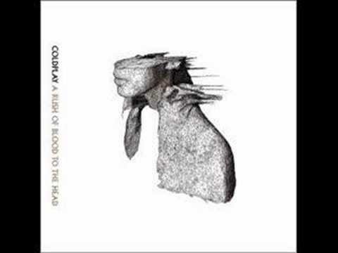 Coldplay-Green Eyes