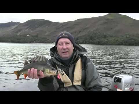 Fishing Derwent Water In September