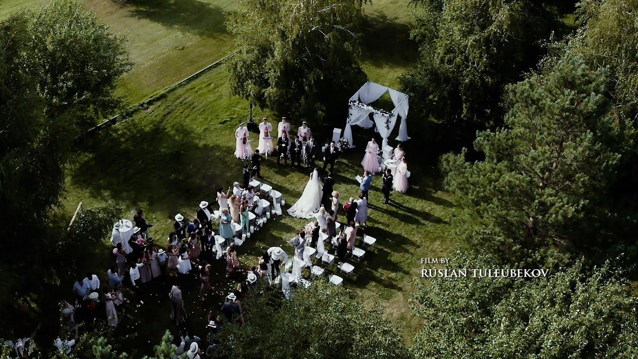 Гаят и Юлия. Красивый свадебный фильм в Астане (Нур-Султан)