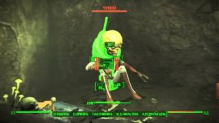 Fallout 4 Внеземной пистолет - отправляемся на поиски