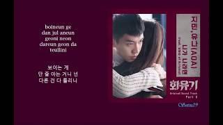 지민 & 유나 AOA Jimin & Yuna – 니가 나라면 Feat Yoo Hwe Seung N Flying If You Were Me Lyrics Hwayugi Ost 5 - Stafaband