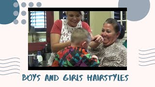 Kids Hairstyles - Haircuts for Little Boys