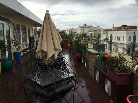 Hotel Lutece - Rabat - Morocco
